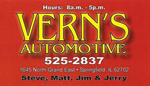 Vern's Automotive