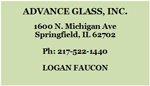 Advance Glass, Inc.