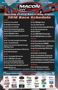 Poster Race Print