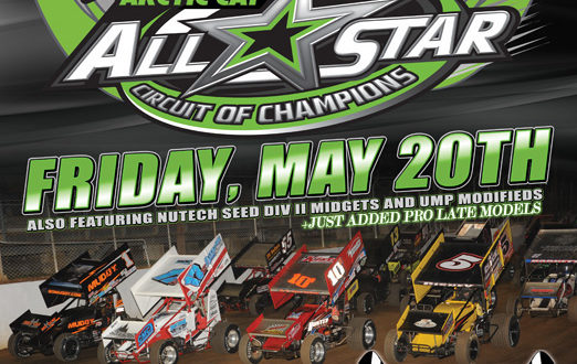 All Star Sprint Poster