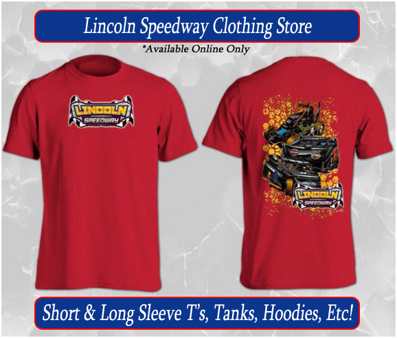 Sponsors Lincoln Speedway