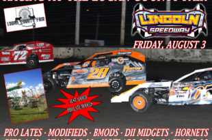 Lincoln Speedway Lincoln Illinois