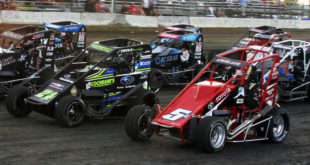 National Midgets To Be Joined By National Micros The POWRi Lucas Oil National Midgets are set for the traditional doubleheader of racing, this coming Friday ...
